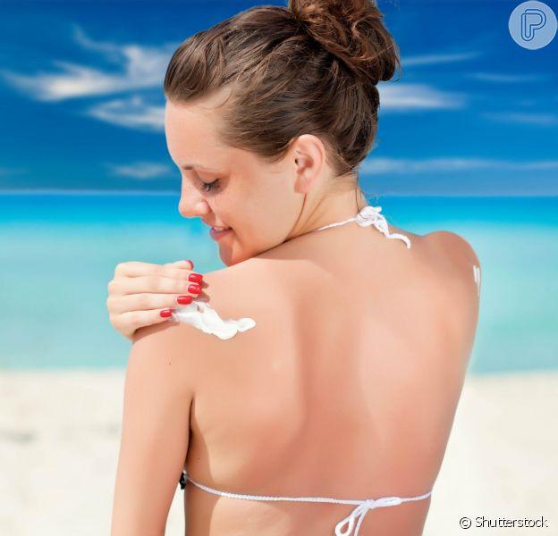 Saiba como evitar manchas de exposição solar
