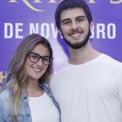 Filhos de Fátima Bernardes conferem pré-estreia do filme do Queen no Rio. Fotos!