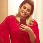 Marília Mendonça motiva fãs com foto antes de emagrecimento: 'Dá pra mudar'