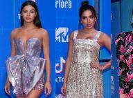 Brilho e looks curtos predominam no estilo das famosas no EMA 2018. Veja fotos!