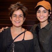 Lan Lanh dispensa trisal com Nanda Costa fora da TV: 'Só na novela'