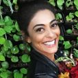 Juliana Paes frequentemente compartilha fotos sem maquiagem no Instagram
