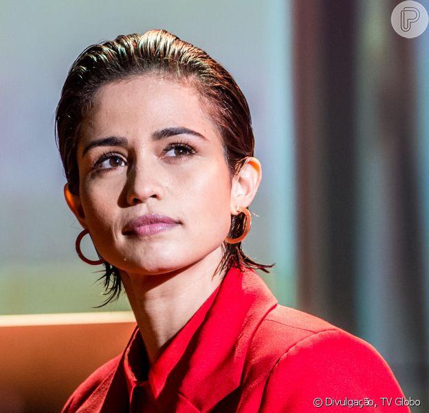 Nanda Costa adota novo visual após fim de 'Segundo Sol', em 6 de novembro de 2018