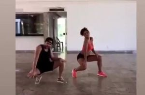 Juliana Paes dança hit de Luisa Sonza e cantora elogia: 'Rainha'. Vídeo!