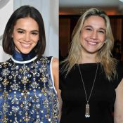 Bruna Marquezine perde festa de Fernanda Gentil e lamenta na web: 'Não deu'