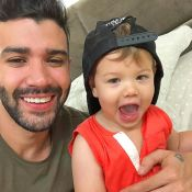 Gusttavo Lima cita transformação após ser pai: 'Tenho aprendido tanto'