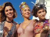 Carnaval dos Falcão! Elenco de 'Segundo Sol' grava final em cima de trio. Fotos!