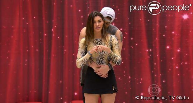 Carol Nakamura entrega romance entre Lucas Lucco e bailarina do 'Dança dos Famosos': 'Vi os dois de mãos dadas nos corredores da Globo'