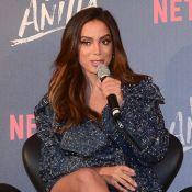 Anitta conta que depressão atrasou documentário: 'Sem conseguir ver câmeras'