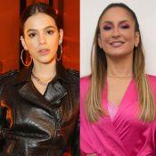 Marquezine defende Claudia Leitte após polêmica com Silvio Santos: 'Violência'