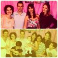 No dia 18 de agosto, Helo postou uma foto ao lado da família, onde aparece bem mais magra