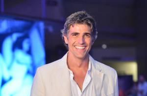 Reynaldo Gianecchini nega que será pai de barriga de aluguel: 'Não é dessa vez'