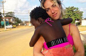 2018 da Títi: filha de Ewbank ostentou estilo em looks e makes que são trend