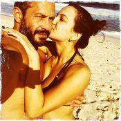 Nasce Ayra, primeira filha do ator Malvino Salvador com a lutadora Kyra Gracie