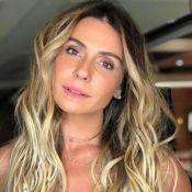 Giovanna Antonelli revela dicas para hidratação do cabelo e mega-hair
