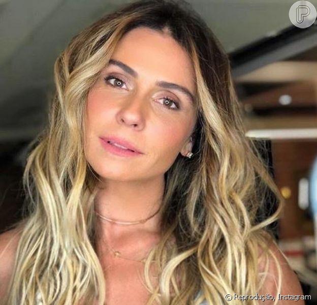A atriz Giovanna Antonelli contou ao Purepeople suas dicas para hidratar o cabelo