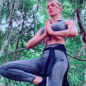 Grazi Massafera adere a yoga para desacelerar: 'Não conseguia relaxar a mente'