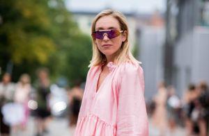 15 fotos que provam que rosa e coral são a trend da vez nos vestidos de festa