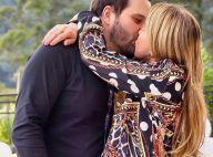 Apaixonada! Zilu Camargo exibe beijo em namorado em foto: 'Me embriago de amor'