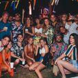 Bruno Gissioni, Isabella Santoni, Manu Gavassi, Gabi Lopes e mais famosos curtiram festa