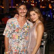 Sasha Meneghel usa look com brilho em festa com Bruno Montaleone em PE. Fotos!