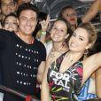Jessica Muller, do 'BBB18', termina namoro com DJ e empresárioFlávio Ribeiro