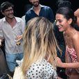 Bruna Marquezine curtiu várias festas em Fernando de Noronha