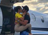 Emilly Araújo destaca namoro com empresário Paulo Simões: 'Blindados'. Foto!