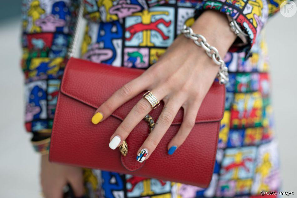 É fã de nail art? Confira as tendências de unhas decoradas para 2019!