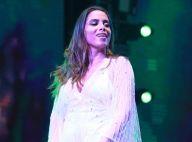 Anitta interrompe show no CE após estrutura de palco cair: 'Ninguém ferido'