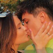 Larissa Manoela e Leo Cidade se declaram em mesversário de namoro: '1.1'