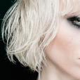 Milão Fashion Week: detalhe do olho esfumado