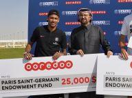 Em Doha, Neymar vence aposta de corrida de camelo e ganha R$ 93 mil. Vídeo!