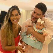 Mayra Cardi e Arthur Aguiar sofrem assalto no Rio: 'Tentaram levar a Sophia'