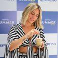 Giovanna Ewbank prestigia lançamento de nova unidade da loja Nespresso, na Oscar Freire, em São Paulo, na manhã deste domingo, 20 de janeiro de 2019