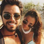 Rodrigo Simas se declara para Agatha Moreira com música: 'Meu raio de sol'