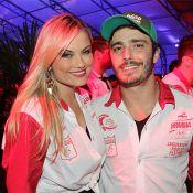Ellen Rocche e Thiago Rodrigues se aproximam e estão se conhecendo melhor