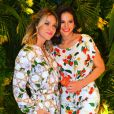 Giovanna Ewbank explica relação com Bruna Marquezine: 'Ela já era minha amiga. Acho que essas viagens pra Noronha intensificam a amizade. Acho que Noronha faz isso. Lá a gente fica sem máscaras, desprendido de tudo'