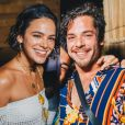 Bruna Marquezine vive rumor de affair com Gian Luca Ewbank