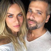 Bruno Gagliasso publica cliques sensuais de Gio Ewbank e se declara: 'Furacão'
