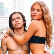 Whindersson Nunes lamenta vazamento de nude de Luísa Sonza: 'Danos irreparáveis'