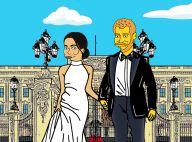 Duquesa virou Simpson: italiano cria 'Meghan Markle' estilizada. Veja 30 fotos!