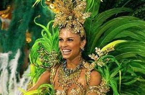 Grazi Massafera vira rainha de bateria da Imperatriz em cena de novela das sete