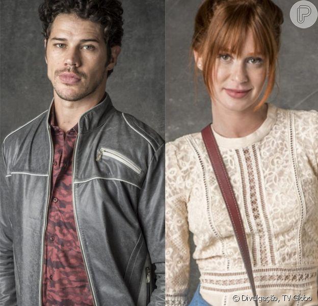 José Loreto chora em cena com Marina Ruy Barbosa e faz Globo rever trama, diz colunista nesta quinta-feira, dia 21 de fevereiro de 2019