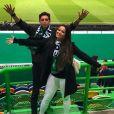 Namorada do publicitário Gabriel Simões, Suzanna Freitas não está grávida