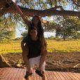 Filha de Kelly Key, Suzanna Freitas abriu o jogo sobre gravidez em vídeo