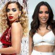 Anitta levou cachê alto para ficar loira durante período de quatro meses no início de 2018