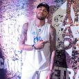 Apontada como novo affair de Neymar, Rafaela Porto esteve na comemoração dos 27 anos de Neymar em Paris