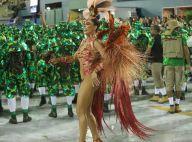 Juliana Paes mantém dieta para desfile na Grande Rio: 'Almocei bem pouquinho'