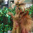 Juliana Paes redobrou os cuidados com corpo para o Carnaval 2019